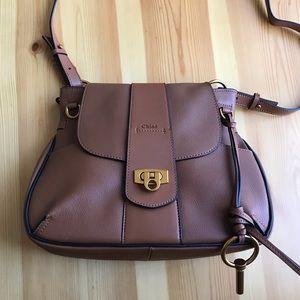 🌸Chloe Lexa Leather  Bag🌸